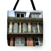 French Quarter 19 Tote Bag