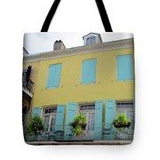 French Quarter 20 Tote Bag
