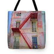 French Quarter 27 Tote Bag