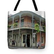 French Quarter 3 Tote Bag