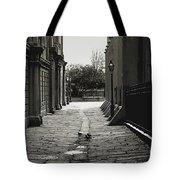 French Quarter Alley Tote Bag by KG Thienemann