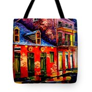 French Quarter Dazzle Tote Bag