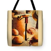 French Quarter Hats Tote Bag