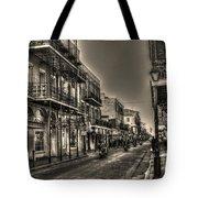 French Quarter Ride Tote Bag