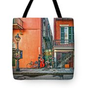 French Quarter Trio Tote Bag