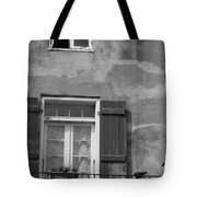 French Quarter Window Tote Bag