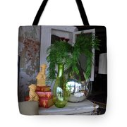 French Reflection Tote Bag