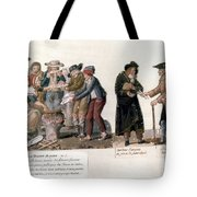French Revolution, 1795-96 Tote Bag