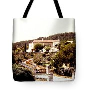 French Riviera 1955 Tote Bag