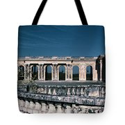 French Sanctuary Tote Bag