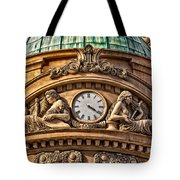 French Time Tote Bag
