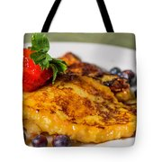 French Toast Tote Bag