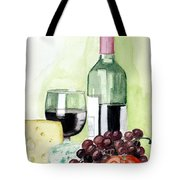 French Tradition Tote Bag