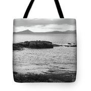 Esperance Bay Bw Tote Bag