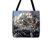 Fresc Snow Tote Bag