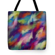 Fresh Abstraction Tote Bag