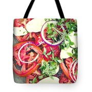 Fresh And Aromatic Tote Bag