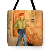 Fresh Bread In The Morning Tote Bag