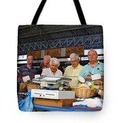 Fresh Breads Tote Bag