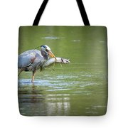 Fresh Catch Of The Day Tote Bag