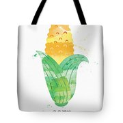 Fresh Corn Tote Bag