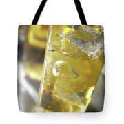 Fresh Drink With Lemon Tote Bag