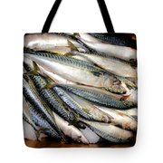 Fresh Fishes In A Market 2 Tote Bag
