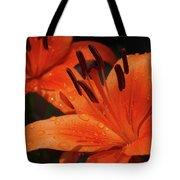 Fresh Floral Delight Tote Bag