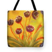 Fresh Flowers- 2nd In Series- The Dawn Tote Bag