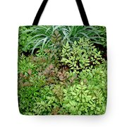 Fresh Greens Tote Bag