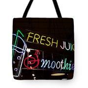 Fresh Juices Tote Bag