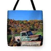 Fresh Mountain Produce Tote Bag