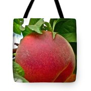 Fresh Peach Tote Bag
