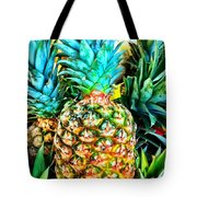 Fresh Pineapple Tote Bag