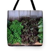 Fresh Produce Stand Tote Bag