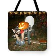 Fresh Pumpkin Pie's Tote Bag