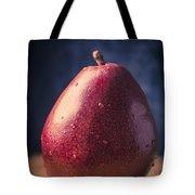 Fresh Ripe Red Pear Tote Bag