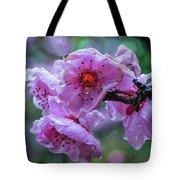 Fresh Spring Rain Tote Bag