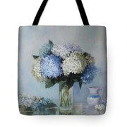 Fresh Summer Hydrangea 2 Tote Bag