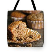 Freshly Baked Muffins Tote Bag
