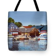 Freshwater Fishers Tote Bag