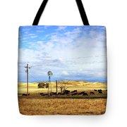 Fresno County Pastoral Tote Bag