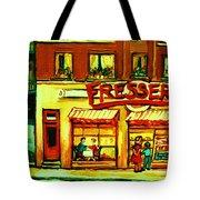 Fressers Takeout Deli Tote Bag