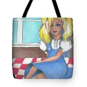 Frey's Dolly Tote Bag