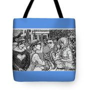 Friction Tote Bag