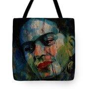 Frida Kahlo Colourful Icon  Tote Bag