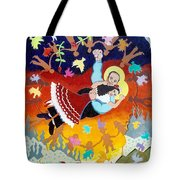 Frida Kahlo Y Diego Rivera Tote Bag