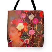 Frida Kalho Inspired Tote Bag
