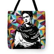 Frida Stay True Tote Bag