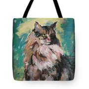 Friday Lioness Tote Bag